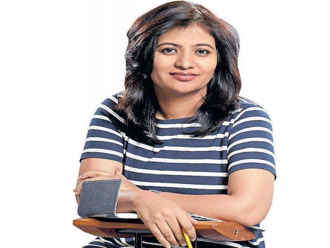 Art director Aparna Sud celebrates her  much-deserved win, in the award winning film Neerja