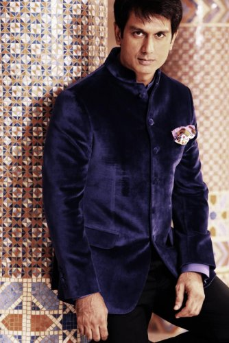 Popular television actor Sachin Khurana talks about his lead role in the serial Un Dino ki Kahani