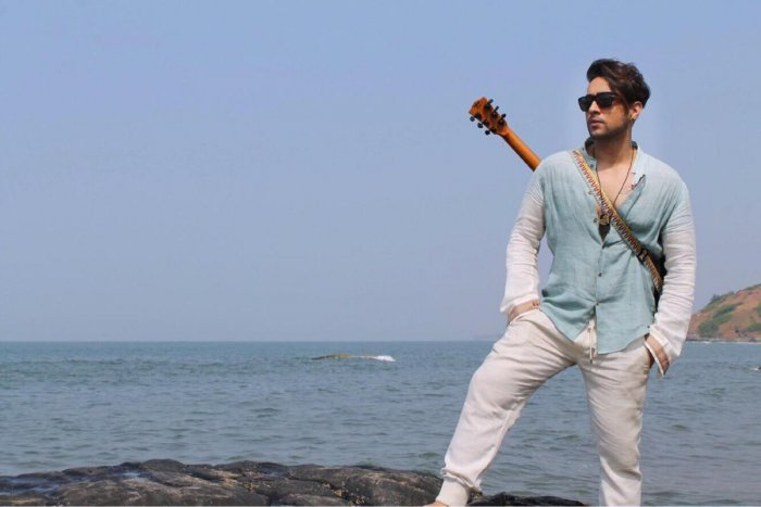 Actor Adhyayan Suman turns singer: emerging from the shadow of his successful actor-father to launch his debut album, that strikes a chord