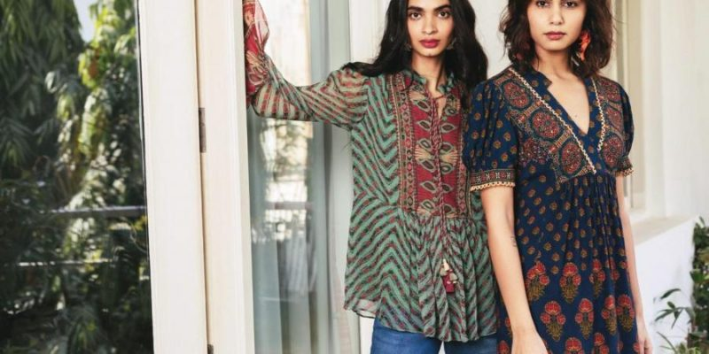From the House of Ritu Kumar comes the affordable Aarke, a designer wear option brand for price-sensitive millennials
