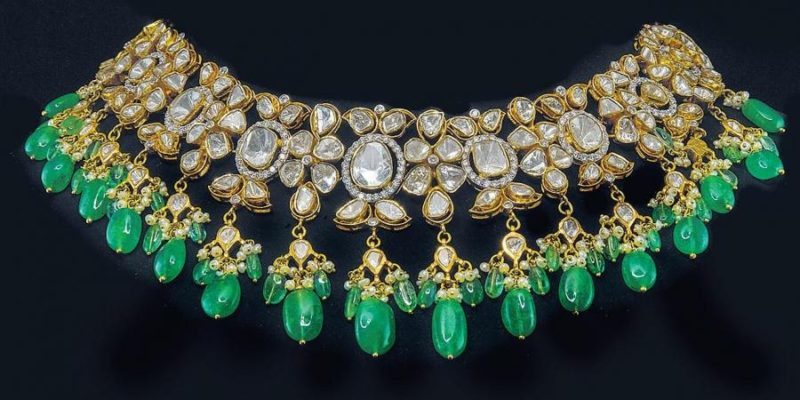 Indian in soul yet extremely global in appeal, each of jewellery designer Falguni Mehta's creations is rooted in tradition, yet has an air of modernity.