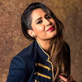 Nirmika Singh is a curious mix: a singer, performer, music critic and editor of Rolling Stone in India. She shares the making of her passion for music here