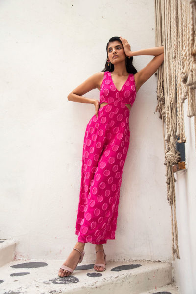 Fashion designer Sagrika Grover's latest Essgee range is all about flexi picks for an instant perk-me-up