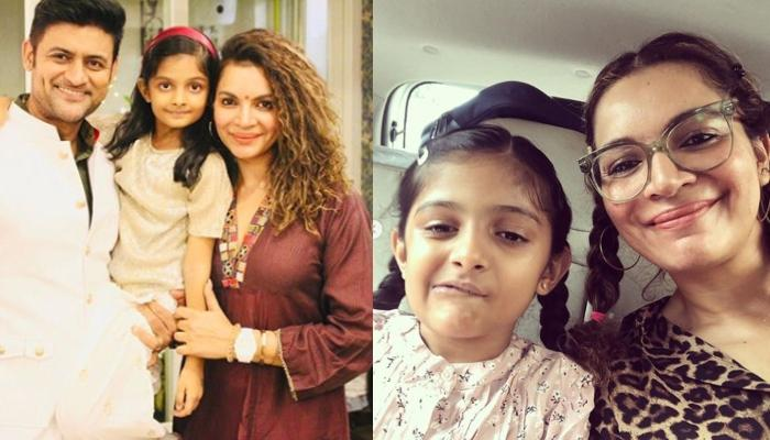 For television actor Manav Gohil, his six-year-old daughter Zahra-Tabitha is the centre of his universe. After becoming a dad, he reveals, when he works with child actors, he takes their permission before picking them up for a scene.