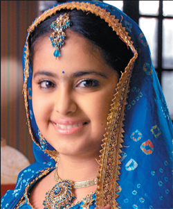 Young child artistes are gaining prominent roles and ruling the roost on the televison and in films. A close look at their making