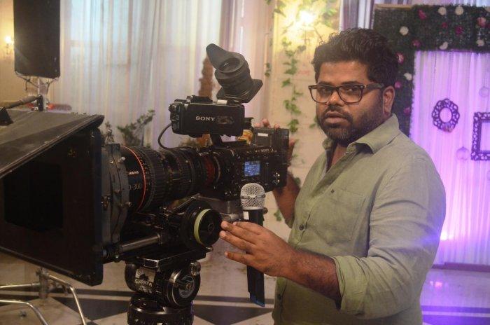 Television show director Deepak Chavan thrives on drama, is ruling the telly with his  potboiler serials -Kyunki Saas Bhi Kabhi Bahu Thi, Kahaani Ghar Ghar Ki, Kkusum, Kasam Se, Udaan, Sanskaar, Devanshi, Kumkum Bhagya...