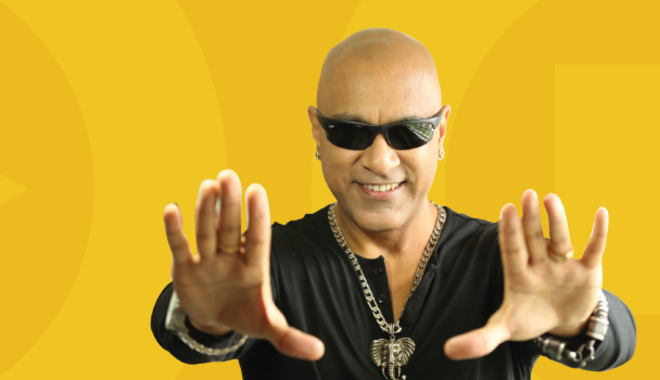 The papa of crossover music in India, Baba Sehgal on what makes his music so cool