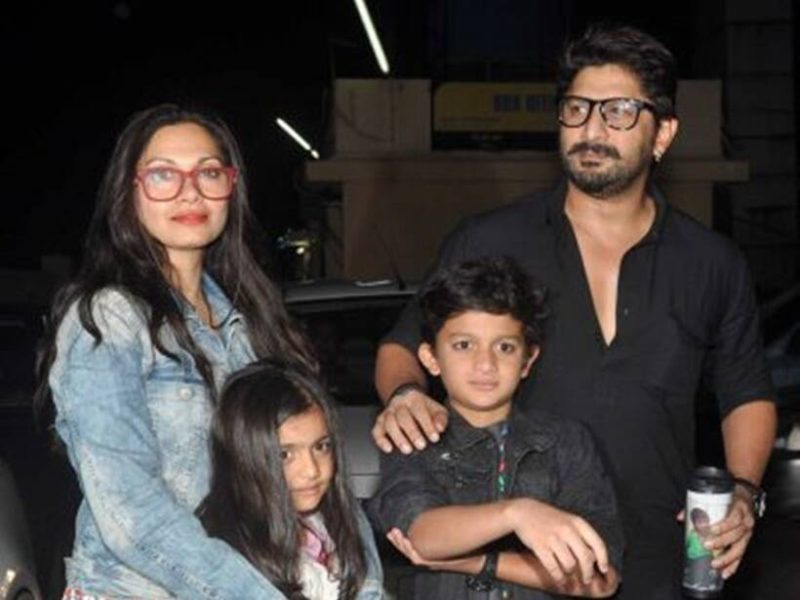 For celebrity chef Maria Goretti, raising her kids with husband actor Arshad Warsi is a lovable, learning journey