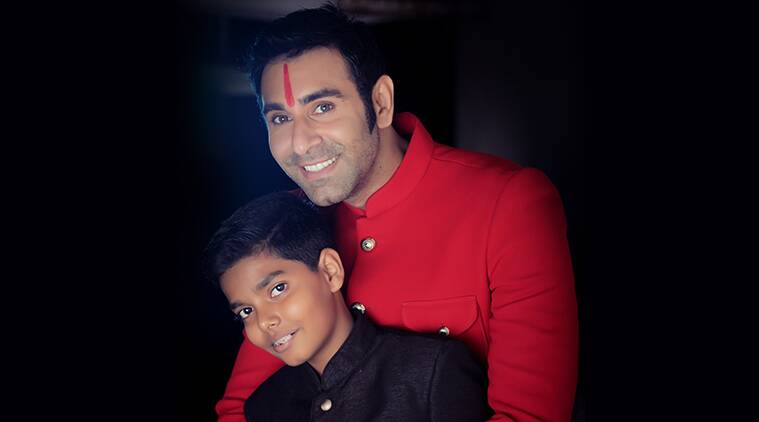 For acclaimed dancer-choreographer Sandip Soparrkar, the best part about playing single dad to Arjun, whom he adopted when the child was two years old, is that he has his son all to himself.
